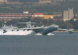 Submarine hunters the return of A 40 amphibious aircraft to Russia