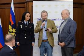 Vladimir Kolokoltsev and members of the Public Council under the Ministry of Internal Affairs discussed the work of the precinct