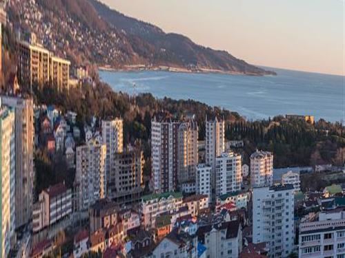 Sochi, Anapa and Gelendzhik topped the top 10 popular Russian resorts
