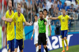 Sweden players suffer from stomach problems before facing Germany