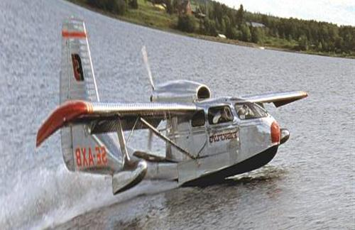 Flying boats: these amphibious planes that broke records (videos)