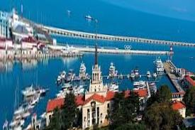 Sochi, Gelendzhik and Anapa entered the top 10 popular Russian resorts for summer holidays